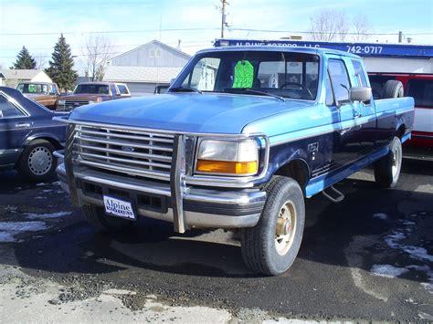 1992 ford f250 1992 ford f250 4x4 hd at alpine motors