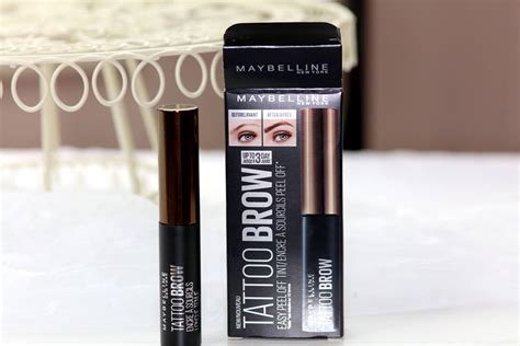 Deluxe Vs Dirt Cheap Givenchy And Revlon by Does It Work Maybelline S New Brow 3 Day Brow