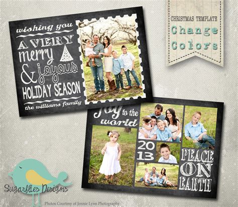 family cards template card template photoshop template family