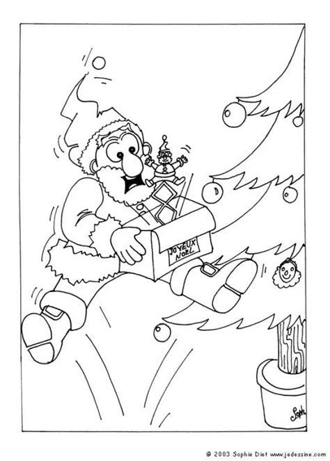 pintar regalos reyes magos papa noel colorear y pintar dibujos para colorear papa noel con un regalo sorpresa