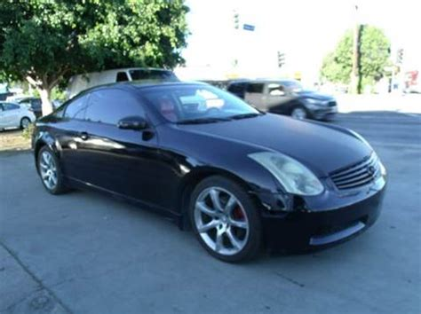 infiniti for sale los angeles infiniti g35 for sale california carsforsale