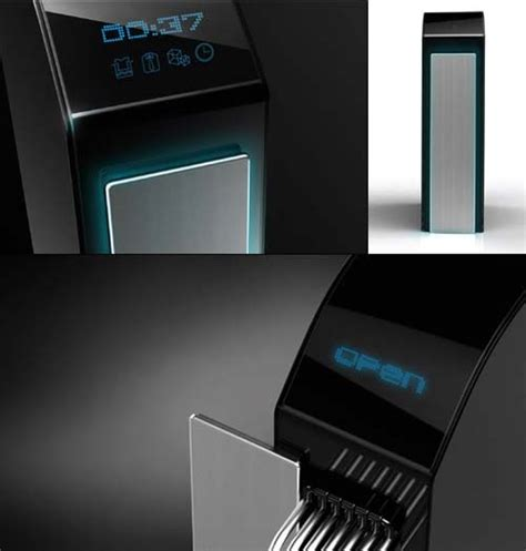 laundry gadgets almighty laundry futuristic washing machine displays
