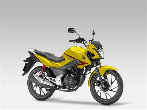 Motorrad Honda 2015 by Honda Cb125f 2015 Motorrad Fotos Motorrad Bilder