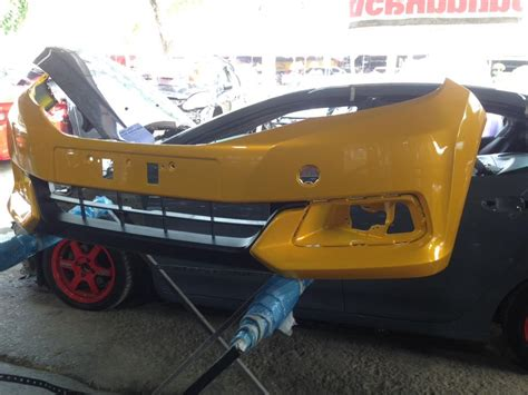 Grill Honda Brio honda brio bumper mobilio custom grill kit