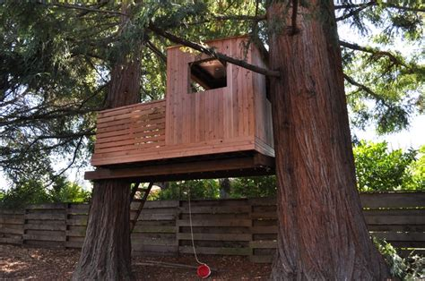 our backyard tree house tree house ideas