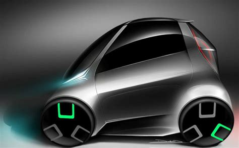 Two Seater Electric Car by Hriman Motors To Unveil Two Seater Electric Car