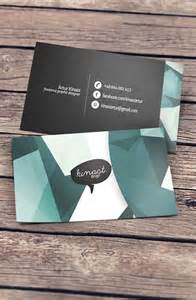 my business card design creative business cards by kinast design