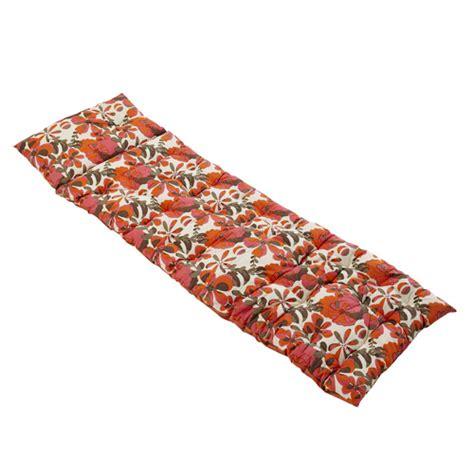 futon japonais matelas lit futon japonais coton fleurs r 233 versible