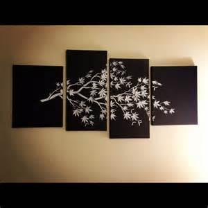 diy canvas art buy or salvage multiple canvases spray