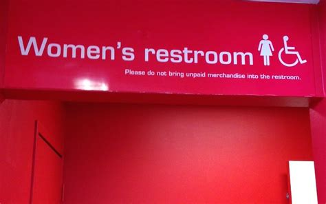 transgender bathroom target inclusive policy allowed this access