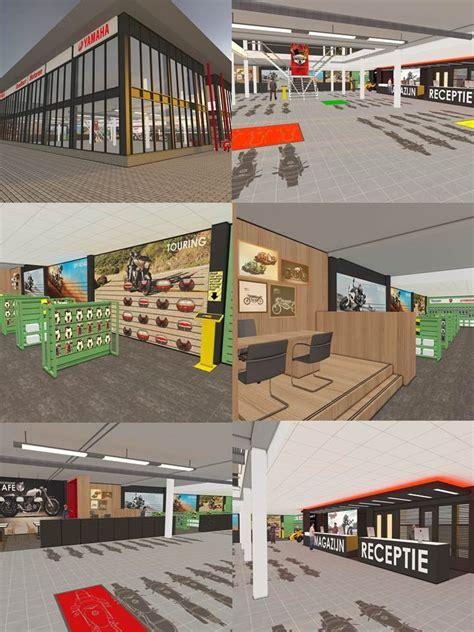 Motorrad Shop Roermond by Persbericht Design Showroom Motorshop Goedhart Motoren