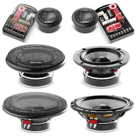 Paket Focal Access 3 Way focal 165as3 access series 3 way 16 5cm 6 5 quality component car speakers 160w buy from