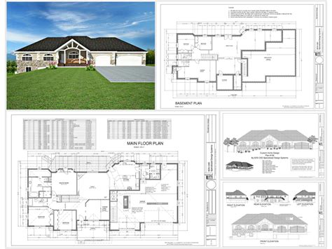 house plan drawings 100 house plans catalog page 018 9 plans