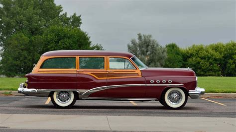 buick roadmaster 1953 1953 buick roadmaster estate wagon s133 kansas city