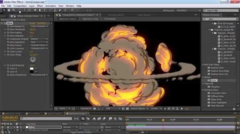 tutorial after effect bomb 367 best vfx images on pinterest