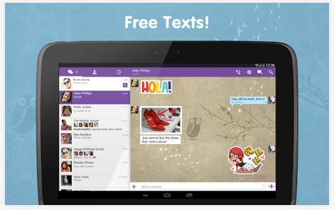 how to use doodle in viber for windows phone viber android app for free calls messages