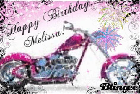imagenes de happy birthday melissa happy birthday melissa picture 129912028 blingee com