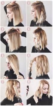 wavy lob haircut tutorial 25 best ideas about wavy bob tutorial on pinterest