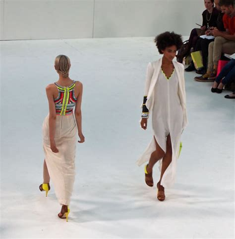Sass Bide Designers Cancer Scare by Lfw Ss12 Sass And Bide Seekerstate Fashionista