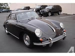Porsche 1963 For Sale 1963 Porsche 356b For Sale In Costa Mesa California