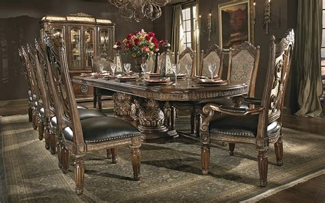 dining room suite villa valencia dining room suite united furniture outlets