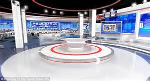 Circular Bench Sky Sports News To Undergo Complete Overhaul And Will Be