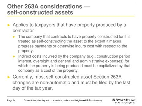 section 263a uniform capitalization rules section 263a adjustment 28 images capitalized costs