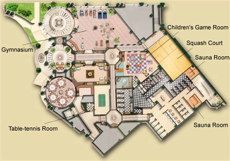 club house plan clubhouse floor plans