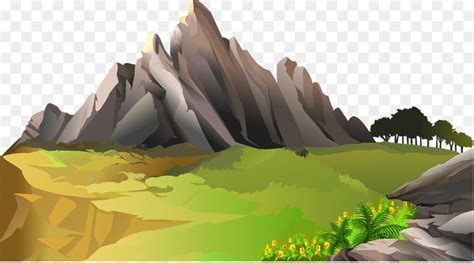 landscape mountain sunset euclidean vector mountains png
