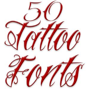 tattoo font young and beautiful fonts for flipfont tattoo android apps on google play