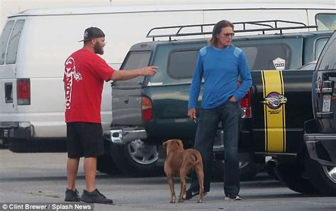 west la dogs bruce jenner treats khloe s boxer bernard to a professinal lesson in