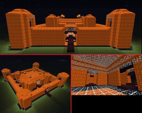 home design lava game minecraft build lava house by pickleplayer on deviantart