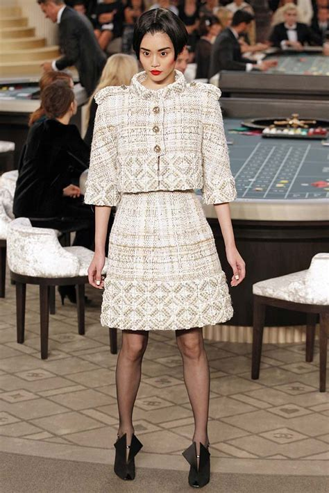 Chanel Haute Couture 2008 Front Row by Chanel Haute Couture Fall 2015 Daily Front Row