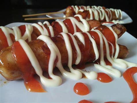 Sosis Daging Ayam Pcs by Jual Sosis Bakar Jumbo Daging Ayam P 20 Cm D 2 8 Cm