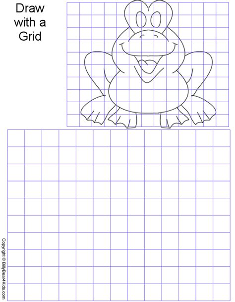 Drawing Grid by Printable Grids For Drawing