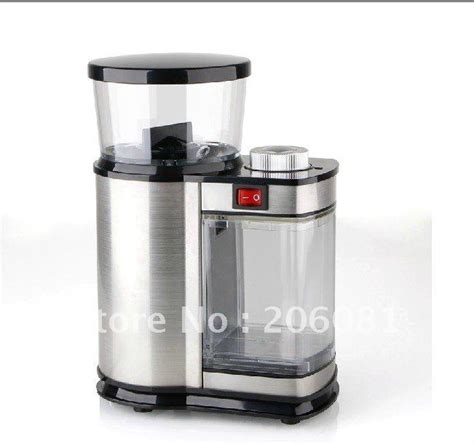 Stainless Steel Electric Coffee Grinder Free Shippingluxury Stainless Steel Electric Coffee
