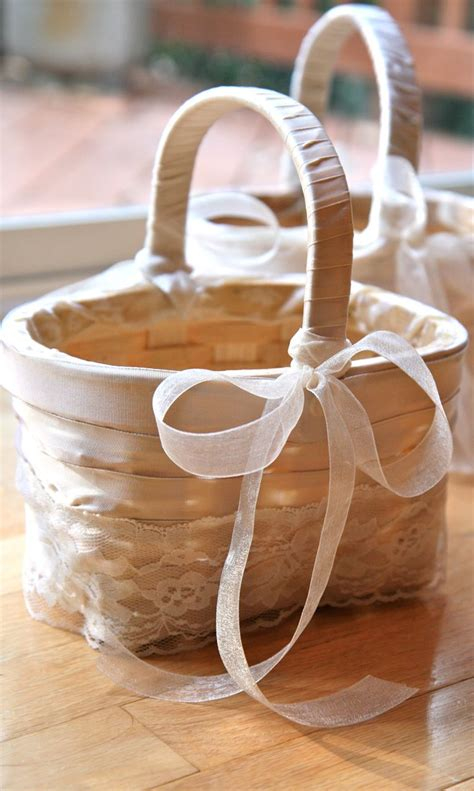 Handmade Flower Baskets - vita nostra handmade flower baskets and other