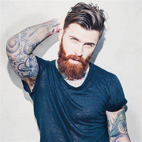 red beard tattoo levi stocke beard and mustache beards bearded