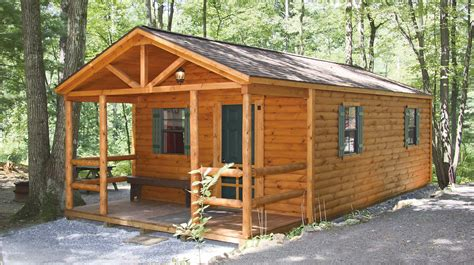 Prefabricated Cabin by Prefab Porch Building Kits Studio Design Gallery