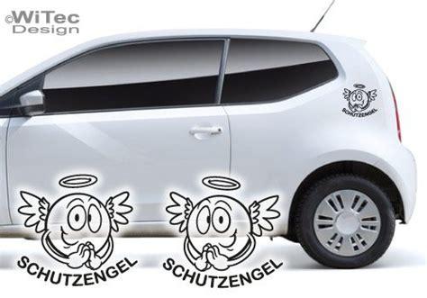 Aufkleber F Rs Auto Angeln by Schutzengel Engel Autoaufkleber Auto Aufkleber Angel 2er Set