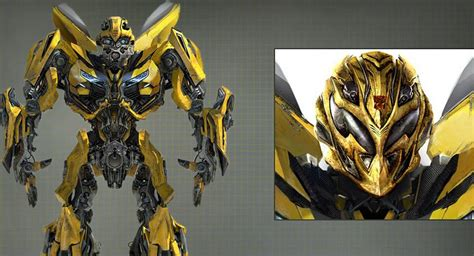 Robot Transgormer Bumblebee this is bumblebee s robot form in new transformers