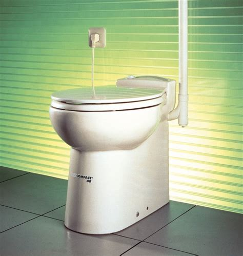 bathroom contemporary design of saniflo toilet for chic