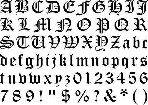 the gallery for gt old english font letter c the gallery for gt old writing font alphabet