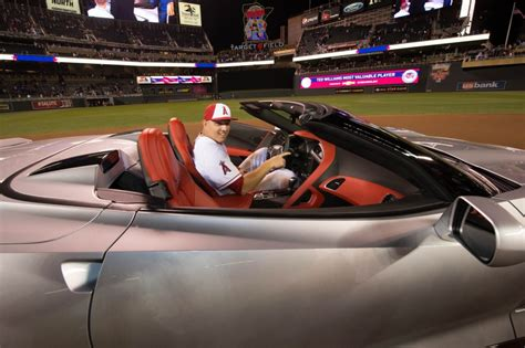 allstar chevrolet chevy presents mlb s all mvp mike trout with a