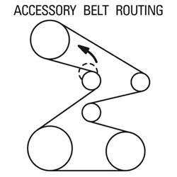 2005 Acura Tsx Serpentine Belt 2005 Acura Tl Serpentine Belt Diagram Lantexttihasi81