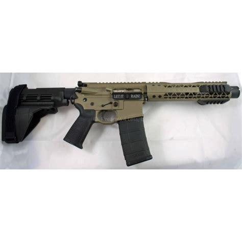 ar15 pistol fde with sig sauer sb15 pistol brace and noveske kx3 pig black rain 7 5 quot 5 56 ar15 pistol fde with sig sauer sb15