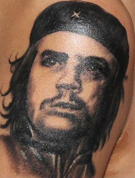 che guevara tattoo che guevara tattoos book