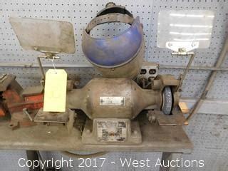 blue point bench grinder west auctions auction liquidation of car care center a