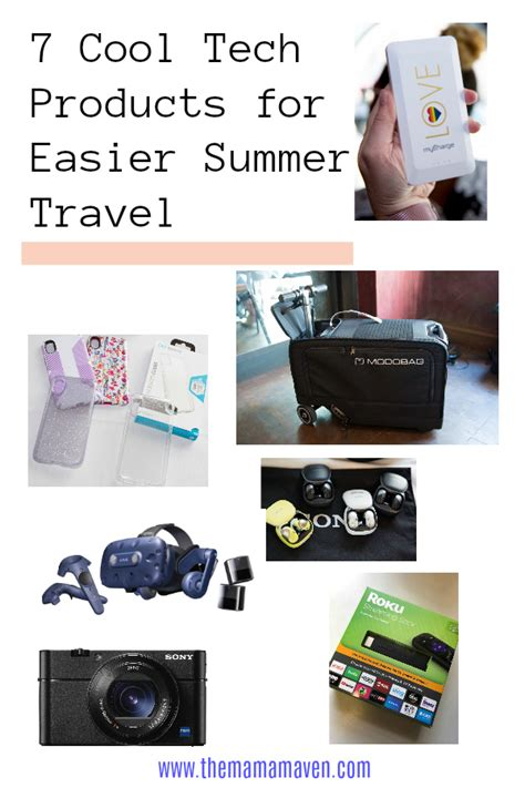 7 Supplies That Make Studying Easier by 7 Cool Tech Products To Make Summer Travel Easier