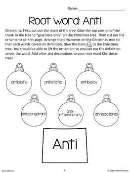 christmas tree graphic organizer by stephanie elkowitz tpt